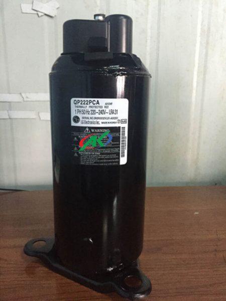 Block máy nén lạnh LG 1,5HP QP222PCA