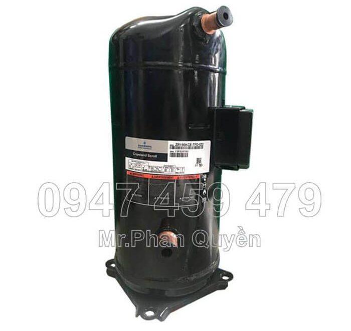 Nơi cung cấp và lắp đặt lock máy lạnh Copeland 10 HP ZR125KC-TFD-522 tại Đồng Nai, Bình Dương, Long An