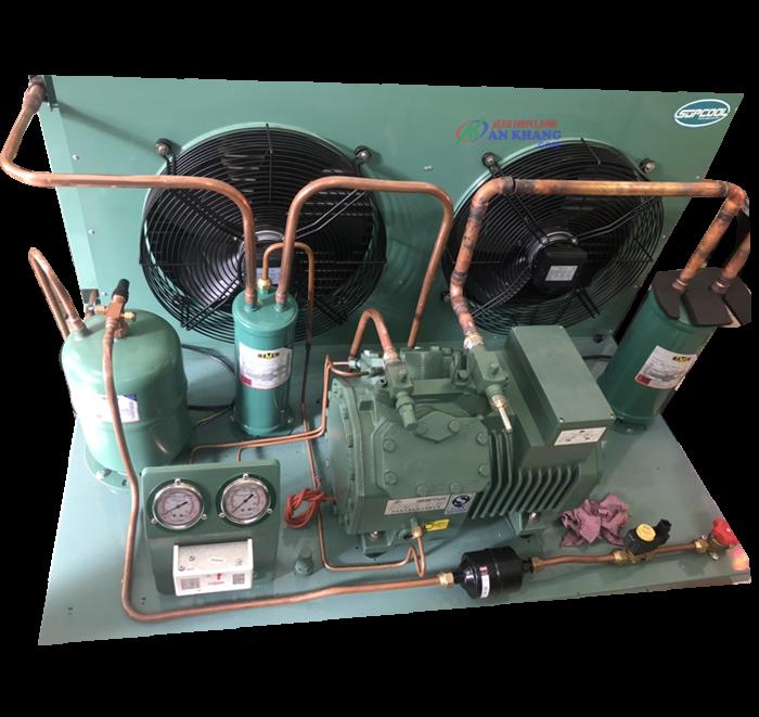 Chuyên cung cấp cụm máy nén dàn ngưng dùng trong công nghiệp giá tốt