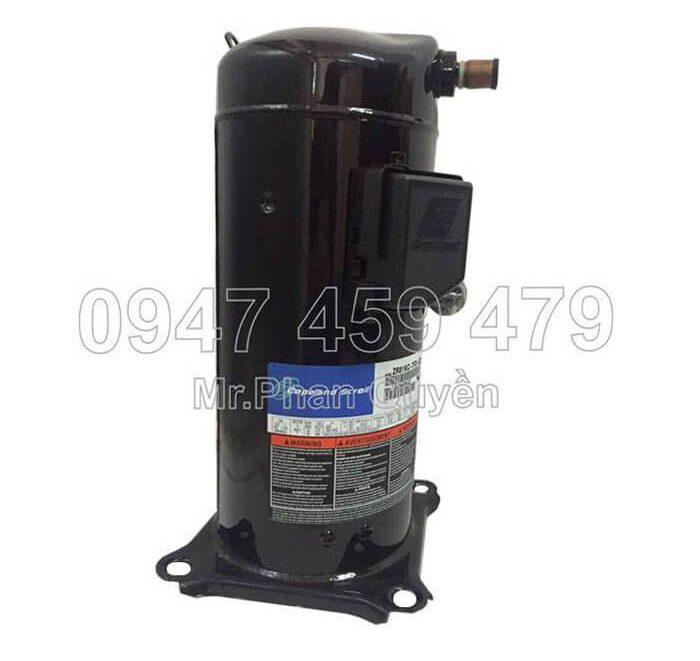 Thay-bán lock máy lạnh 5 HP Copeland tại Đồng Nai, Bình Dương, Long An