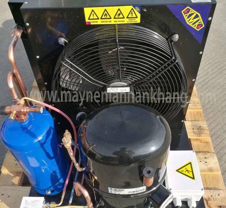 09474594479 – Chuyên lắp đặt, lên cụm block máy nén lạnh từ 2 HP đến 5HP xài cho kho