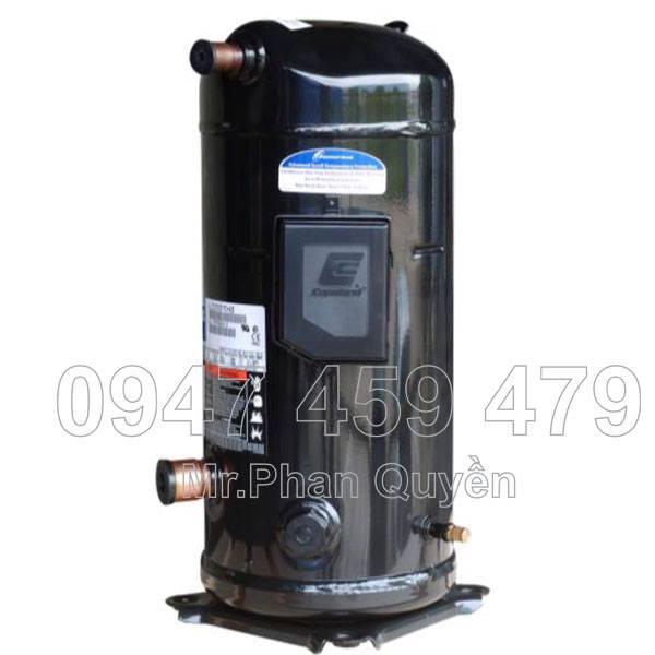 Bán block máy lạnh copeland 5hp zr61kc-tfd-522