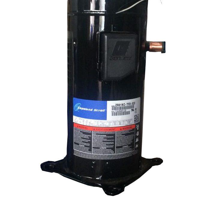 Cung cấp và lắp đặt lock máy nén lạnh Copeland 7 HP ZR81KC – TFD- 522 giá tốt nhất
