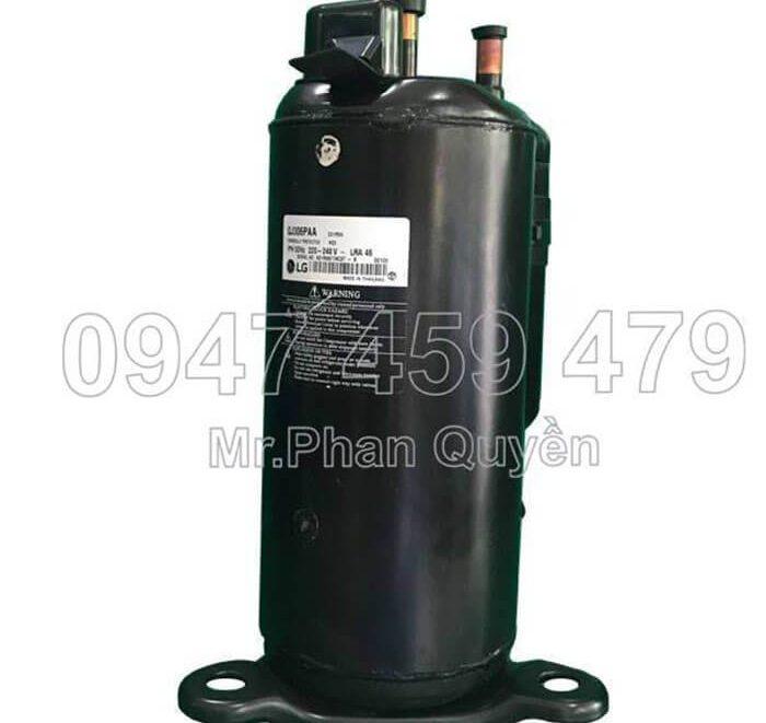 Thay Lock máy lạnh LG 1 HP, 2 HP, 3 HP tại Đồng Nai, Bình Dương, Long An